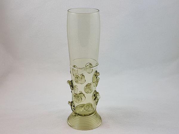 Kleines Stangenglas 15. Jahrhundert
